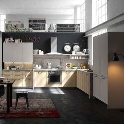 Contempo | Fitted kitchens | Snaidero