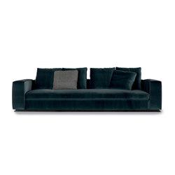 Leonard | Sofás lounge | Minotti
