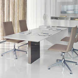 M - Media table | Contract tables | Hund Möbelwerke