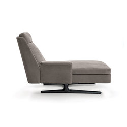 Spencer | Chaise longue | Minotti
