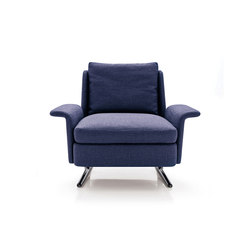 Spencer | Lounge chairs | Minotti