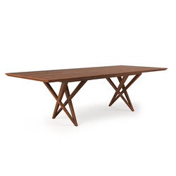VIVIAN TABLE WALNUT | Esstische | Belfakto