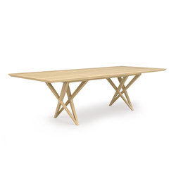VIVIAN TABLE OAK | Tables de repas | Belfakto