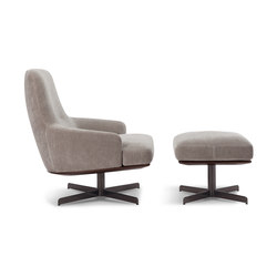 Coley-Soft | Loungesessel | Minotti
