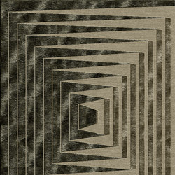 Vertigo | Formatteppiche / Designerteppiche | Illulian
