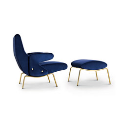 Delfino | Lounge chairs | ARFLEX