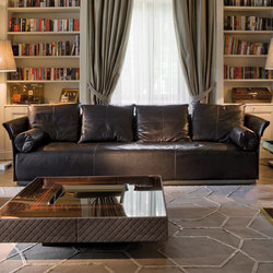 Charme | Loungesofas | Longhi S.p.a.