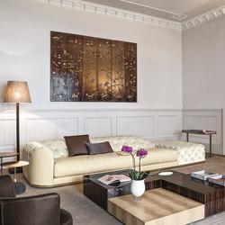 Milton | Sofás lounge | Longhi