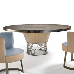 Clairmont | Dining tables | Longhi S.p.a.