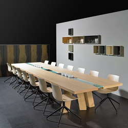 work's Table Marc | Conference tables | eggersmann
