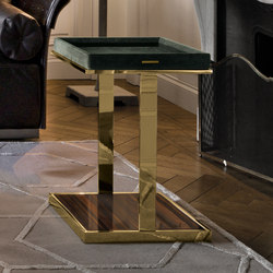 Louis | Side tables | Longhi S.p.a.