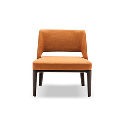 Owens Armchair | Lounge chairs | Minotti