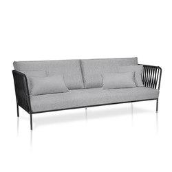 Nido XL hand-woven sofa | Garden sofas | Expormim
