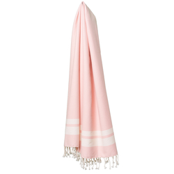 fouta Classique vieux rose, dusty pink | Towels | fouta gmbh