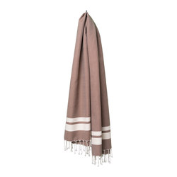 Classique L chestnut | Towels | fouta