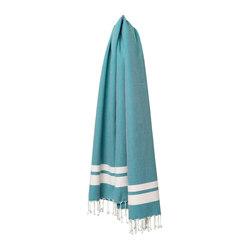 Classique L petrol blue | Towels | fouta