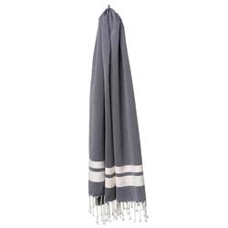 fouta Classique ciel nocturne, black | Towels | fouta gmbh