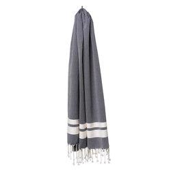 Classique L black | Towels | fouta