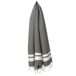 fouta Classique vert sapin, pine green | Towels | fouta gmbh