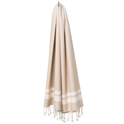 fouta Classique champagne, sand | Towels | fouta gmbh