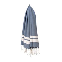 fouta Petite bleu foncé, dark blue | Towels | fouta gmbh
