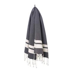 fouta Petite ciel nocturne, black | Towels | fouta gmbh