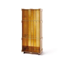 Shelf Crate 24. | Librerías | Antique Mirror