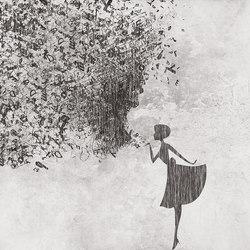 Sigh | Wall art / Murals | Inkiostro Bianco