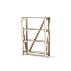 Standing Shelf 28. | Librerías | Antique Mirror