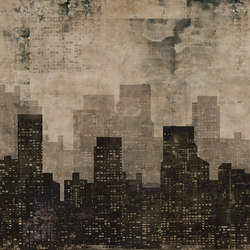 Skyscrapers | Quadri / Murales | Inkiostro Bianco