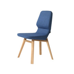 Oblique chair | Visitors chairs / Side chairs | Prostoria