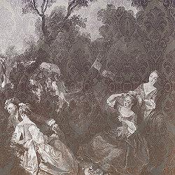 Toile de jouy 01 | Quadri / Murales | Inkiostro Bianco