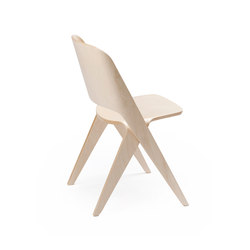 Lavitta chair pale birch | Chaises polyvalentes | Poiat