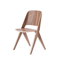 Lavitta chair misty walnut | Sedie multiuso | Poiat