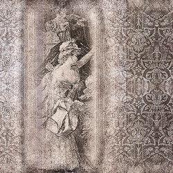 Toile de jouy 02 | Wandbilder / Kunst | Inkiostro Bianco