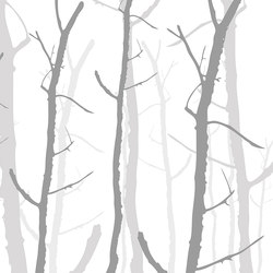 Trees | Wall art / Murals | Inkiostro Bianco