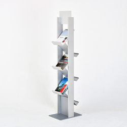 Stick-Stock | Brochure / Magazine display stands | Meng Informationstechnik