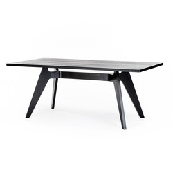 Lavitta rectangular table | Tables de restaurant | Poiat