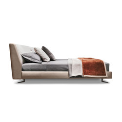 Spencer Bed | Double beds | Minotti