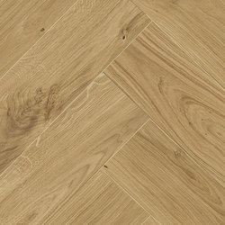 FLOORs Selection 2bond twin herringbone Oak naturelle | Wood flooring | Admonter Holzindustrie AG