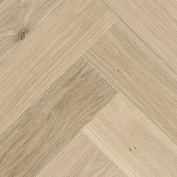 FLOORs Selection 2bond twin spina di pesce Rovere bianco elegance | Pavimenti legno | Admonter Holzindustrie AG