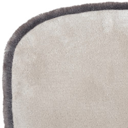 "Dibbet Frame ""Tonneau"" | Tapis / Tapis design | Minotti"