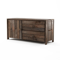 Rope Me SIDEBOARD 1 DOOR/ 2 DRAWERS | Sideboards | Karpenter