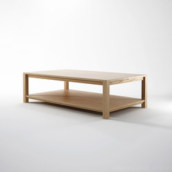 Solid COFFEE TABLE | Tables basses | Karpenter