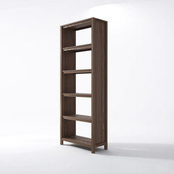 Solid BOOK RACK | Shelving | Karpenter