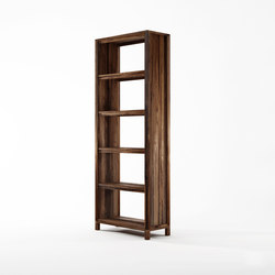 Solid BOOK RACK | Shelves | Karpenter