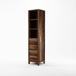 Solid RACK 4 DRAWERS 3 COMPARTMENTS | Shelving | Karpenter