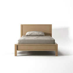 Solid SINGLE SIZE BED | Camas | Karpenter