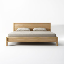 Solid KING SIZE BED | Doppelbetten | Karpenter