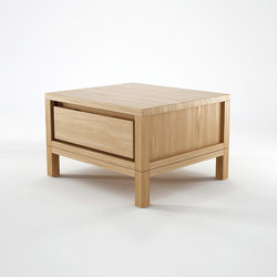Solid BEDSIDE TABLE | Night stands | Karpenter